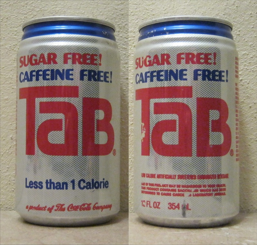 Tab (13) - Soda Can Collection
